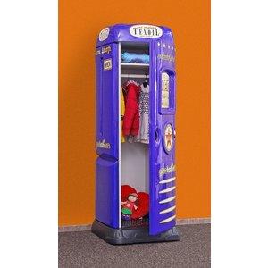 Pump garderob med skrivbord - Valfri färg!