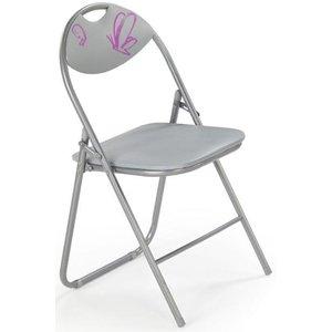 Musse barnstol - grå