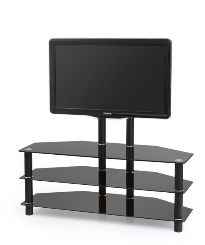 Ada TV-stativ - Svart
