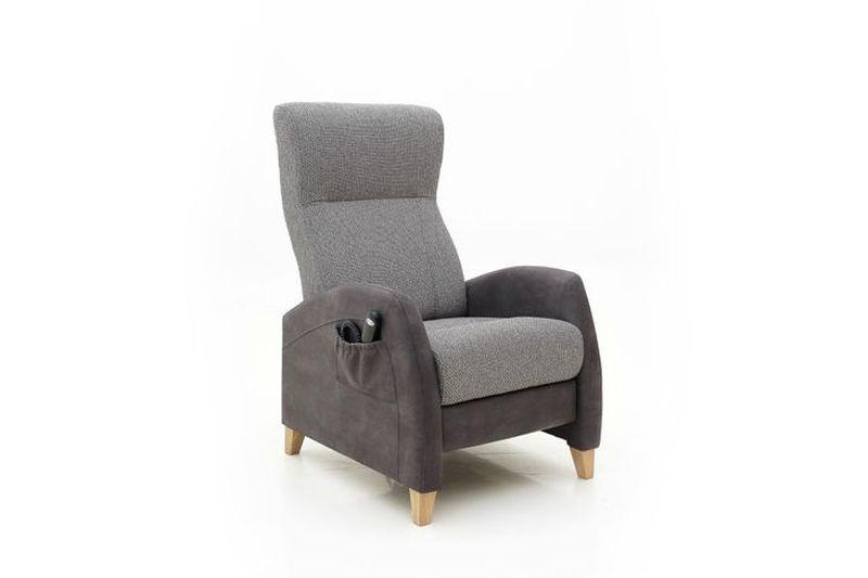 Brenda reclinerfåtölj - Valfri möbelklädsel!