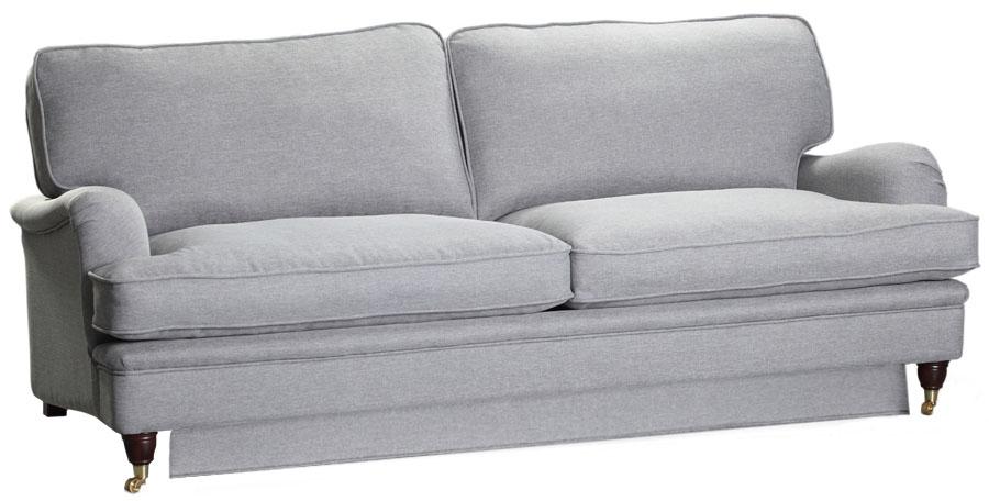 Howard Luxor Bäddsoffa 3-sits - Välj din favoritfärg!