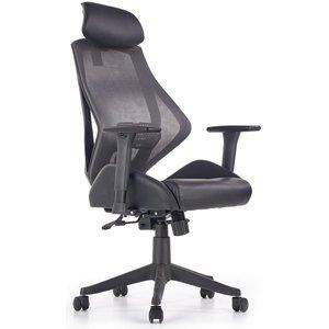 Terry kontorsstol - Svart/grå
