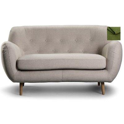 Boggie 3-sits soffa - Grön