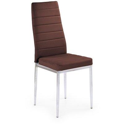 Stol Antje - Brun/krom