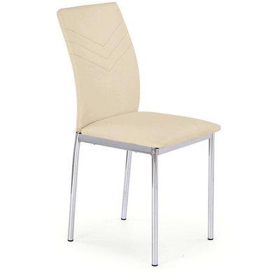 Stol Penny - Beige/krom