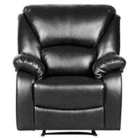 Peoria recliner-fåtölj - Svart