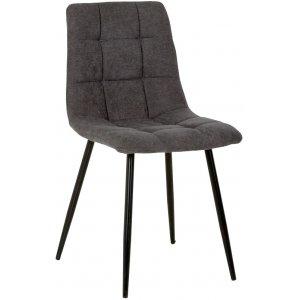 Eksjö stol - Grått tyg