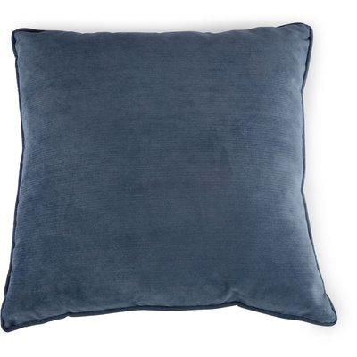 Kudde sammet - Ljusblå