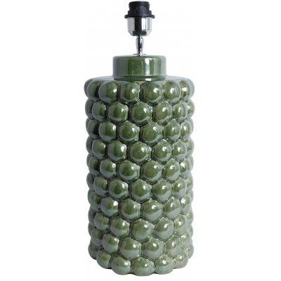 Big Bouble lampfot H48 cm - Grön