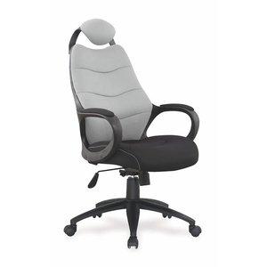 Burcu kontorsstol - Svart/grå