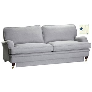 Howard Luxor Bäddsoffa 4-sits - Denim