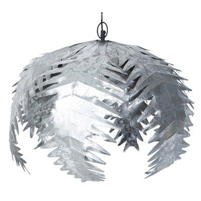 Palm taklampa - Silver
