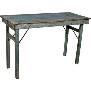 Darchan konsolbord - Vintage blå