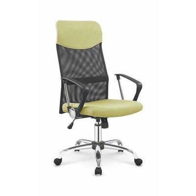 Colette skrivbordsstol - Svart/grön