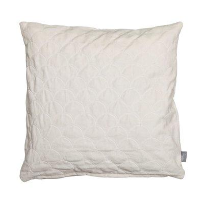 Ambal kuddfodral 50x50 - Off White