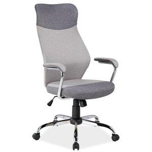 Macey skrivbordsstol - Grå