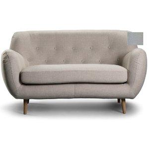 Boggie 3-sits soffa - Ljusgrå