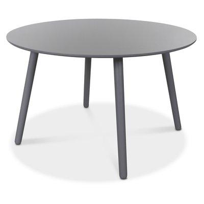 Rosvik matbord 120 cm - Grå