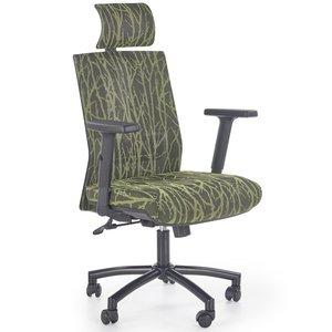 Branson kontorsstol - Svart/grön