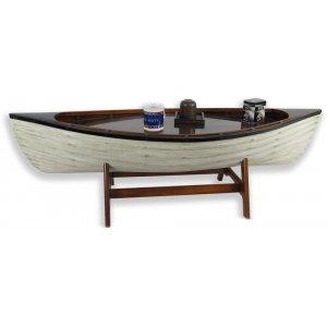 Soffbord i form av fiskebåt - Båt