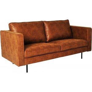 Balbus 2,5-sits soffa - Cognac