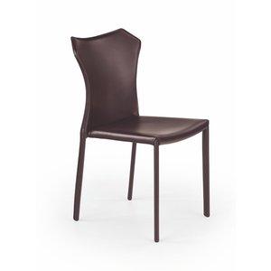 Stol Wilhelm - Mörkbrun