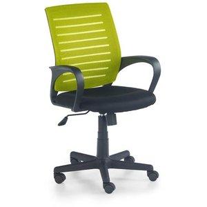 Banaz skrivbordsstol - Svart/grön