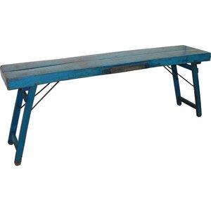 Limoges avlastningsbord - Vintage blå