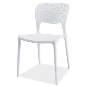 Allyson stol - Vit