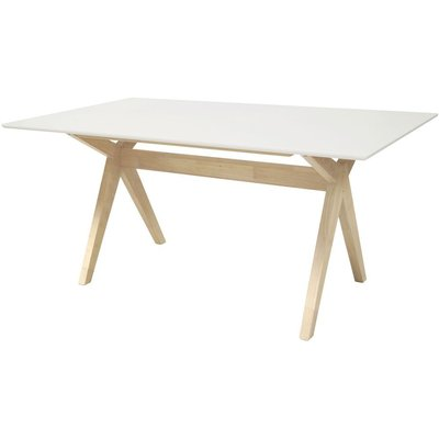 Ulrika matbord - Vit
