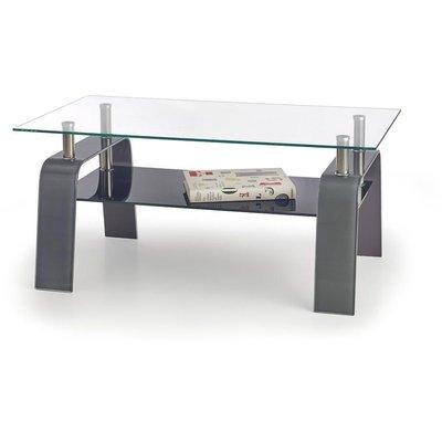 Arlene soffbord - Svart/grå