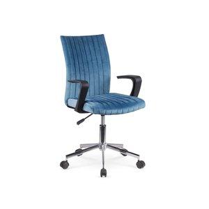 Otto kontorsstol - Blå