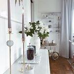 Hoppas att alla hade en fantastisk helg! Nu laddar vi om f?r m?ndag igen! @kagahem ~ ~ ~ #trendrum #interiordesign #interior #kitchen #inredning #furniture #design #scandinaviandesign #home #homeinspo #inspiration #interior123 #picoftheday #potd #beautiful #style #decoration #decor #sweden #swedish #flowers #inredning #white #fresh #dining #gold #marmor #marble #hem