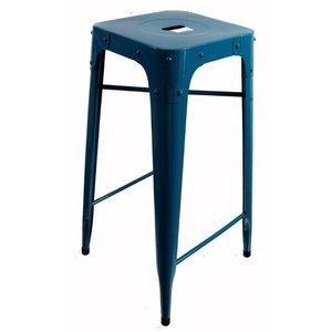 Barstol orips - Blå