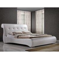 Säng Alamogordo färg vit