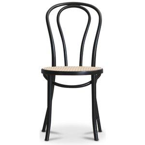 Böjträ Stol No18 Klassiker med rottingsits - Valfri färg på stomme