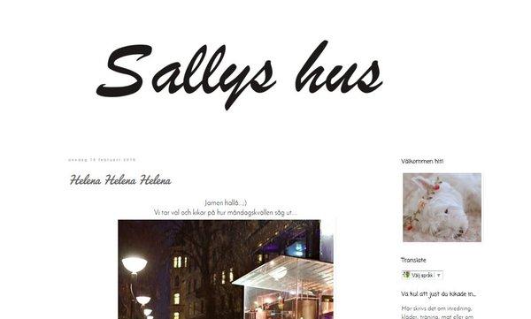 Sallys hus