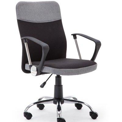 Maggie kontorsstol - Svart/grå