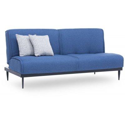 Röshult 2-sits bäddsoffa - Blå