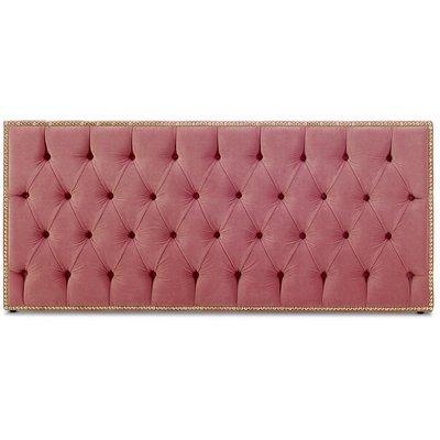 Princess sänggavel med nitar - Valfri färg & storlek