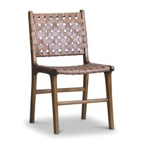 Porto stol - Konjak / Teak