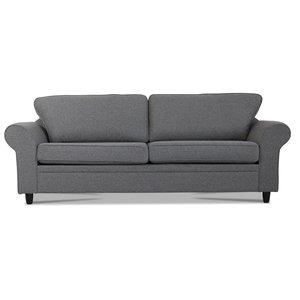 Katja 3-sits soffa - Grå
