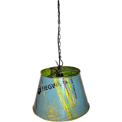 Fredrikstad taklampa - Återvunnen metall