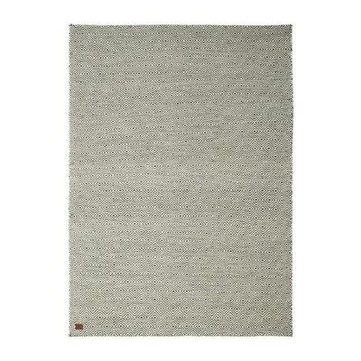 Handgjord matta Toby - Olivgrön