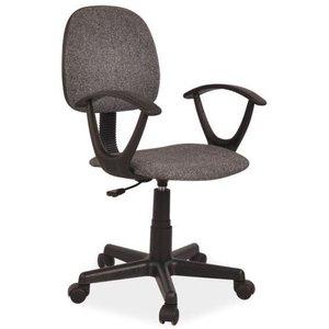 Ivanna skrivbordsstol - Grå