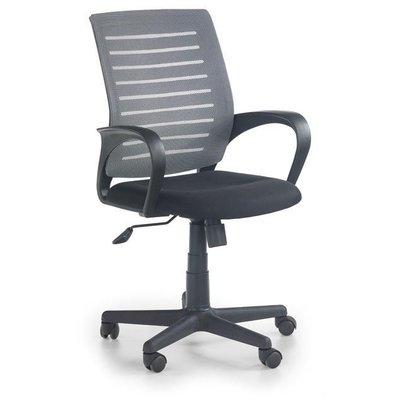 Banaz skrivbordsstol - Svart/grå
