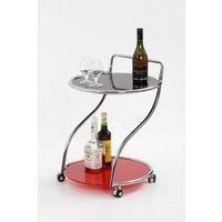 Butler 6 - Rullbord & serveringsvagn