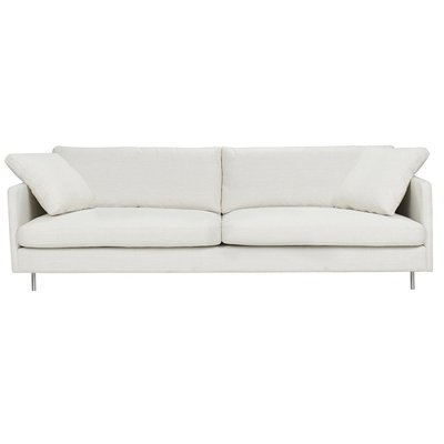Montenegro XL 3-sits rak soffa - Valfri klädsel
