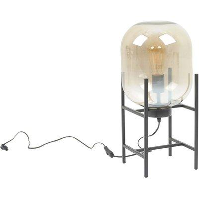 Elements bordslampa - Svart/klarglas