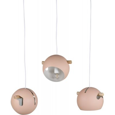 Nordanås taklampa - Rosa